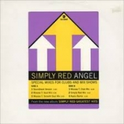 SIMPLY RED ANGEL VINYL