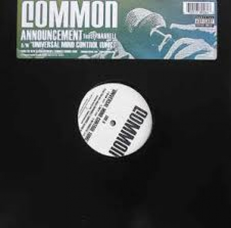 Common - Announcement