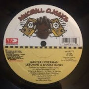 DEBORAHE & SHABBA RANKS LOVER MAN VINYL