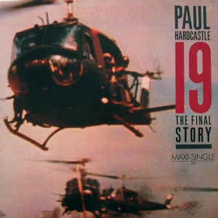 PAUL HARDCASTLE STORY MAXI VINYL