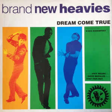 Brand New Heavies - Team Come True
