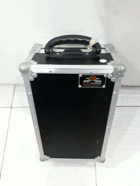 Case para mixer pioneer 350 preto