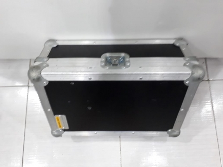 Case Preto Para Toca Disco Technics Mk
