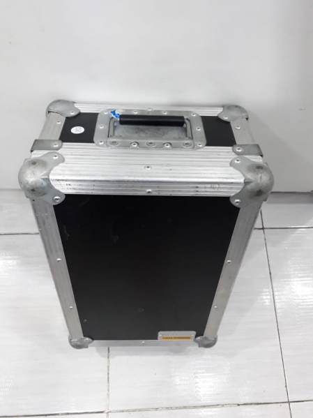 Case Preto Para Mixer Vestax