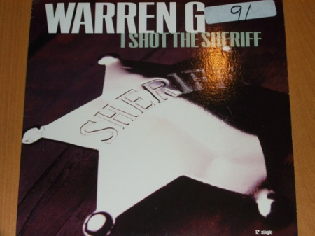 Warren G ‎– I Shot The Sheriff