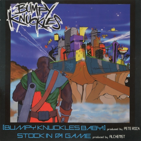 Bumpy Knuckles ?– Bumpy Knuckles Baby / Stock In Da Game