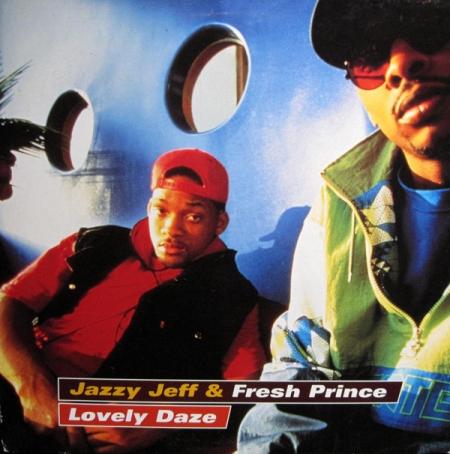 Jazzy Jeff & Fresh Prince ?– Lovely Daze