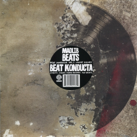 Madlib The Beat Konducta ‎– Vol. 1: Movie Scenes