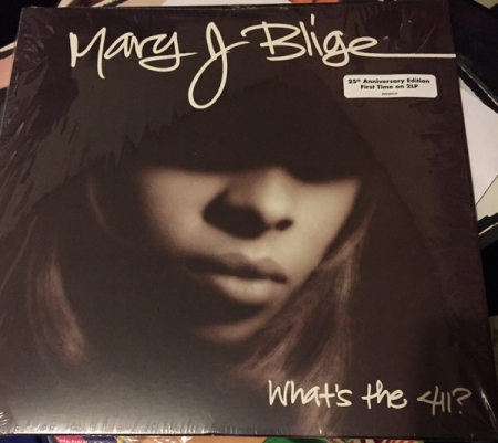 Mary J. Blige ‎– Whats The 411?