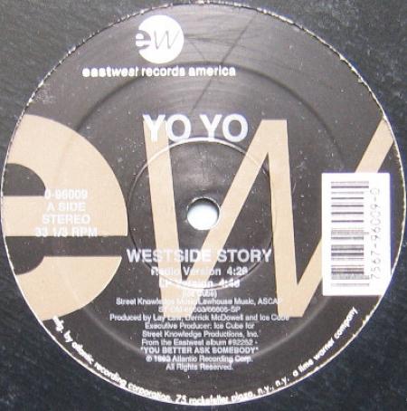Yo Yo ?– Westside Story