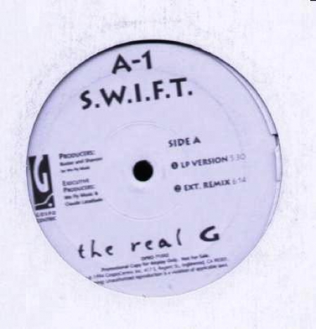 A1 SWIFT ?- The Real G