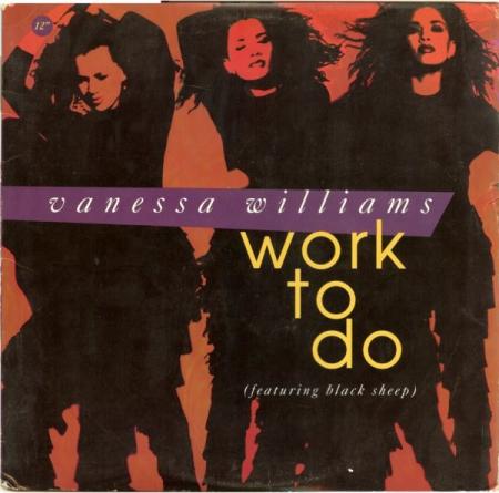 Vanessa Williams ?– Work To Do