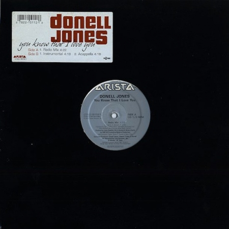 Donell Jones ?– You Know That I Love You