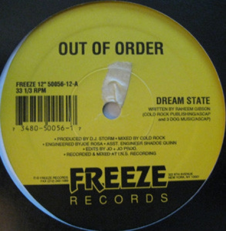Out Of Order ?– Dream State / Rough Around The Edges