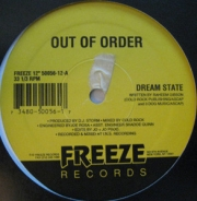 Out Of Order (14) ‎– Dream State / Rough Around The Edges