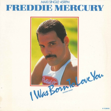 Freddie Mercury ?– I Was Born To Love You (Extended Version)