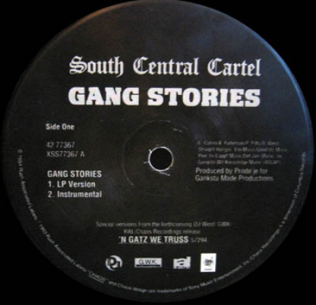 South Central Cartel ?– Gang Stories
