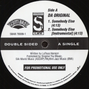 furious Five Da Original ‎– Sun Dont Shine In The Hood / Somebody Else