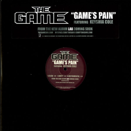 The Game Featuring Keyshia Cole ?– Game's Pain