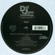 DMX ‎– Get It On The Floor