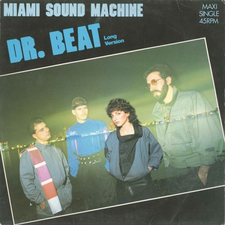 Miami Sound Machine ‎– Dr. Beat (Long Version)
