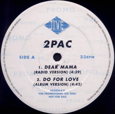 2Pac – Dear Mama