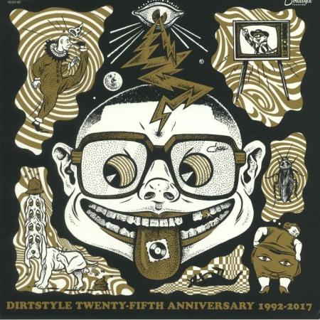 Thud Rumble ?– Dirtstyle Twenty-Fifth Anniversary 1992-2017 LACRADO