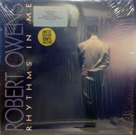 Robert Owens ‎– Rhythms In Me