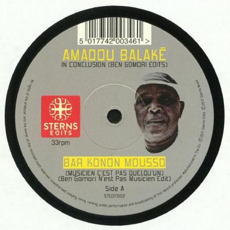 Amadou Balaké – In Conclusion (Ben Gomori Edits)