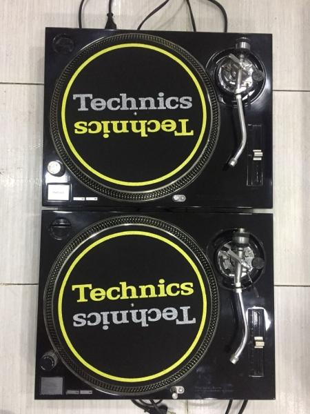 Toca Discos Technics Mk 2 SL 1210 (O Par)