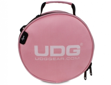 Bag UDG Para Fones de Ouvido (Cor de Rosa)