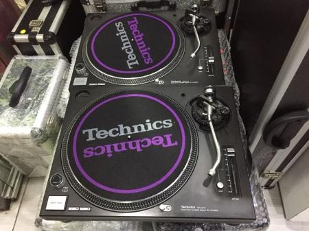 Toca Discos Technics MK5 1210 Preta Japonesa ( O Par )