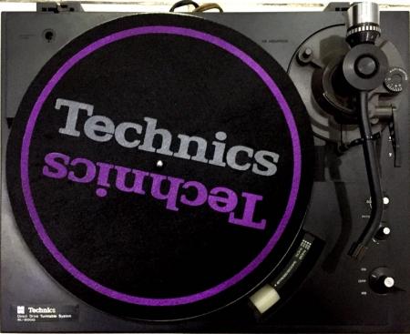 Toca Disco Technics SL 2000 (Produto Usado)
