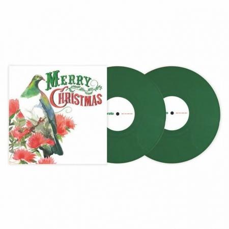Timecode Merry Christmas Serato (O Par)