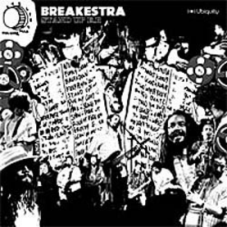 Breakestra – Stand Up EP