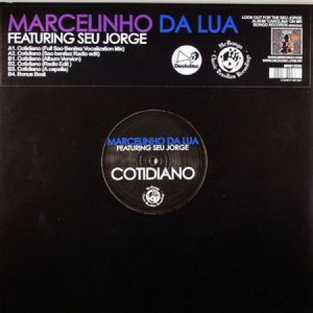 Seu Jorge – Cotidiano (Featuring Marcelinho Da Lua)