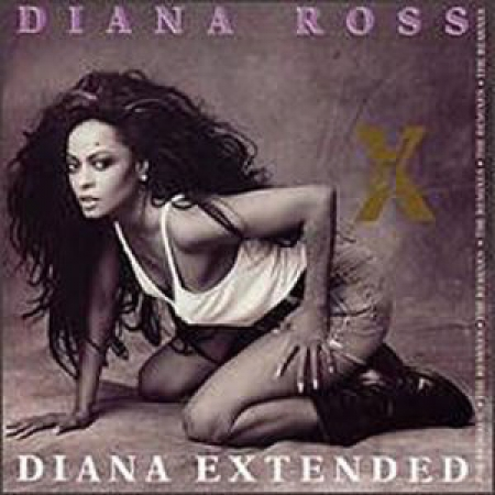 Diana Ross ?– Diana Extended / The Remixes ( DISCO BRANCO )