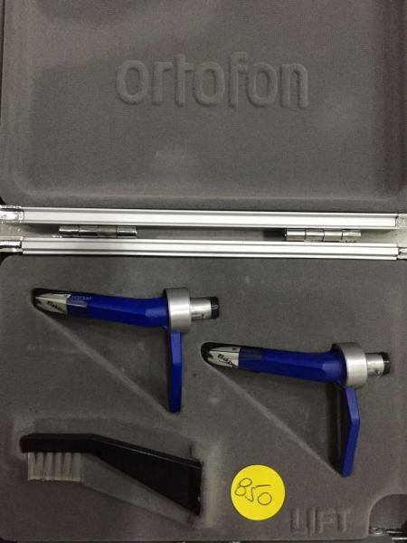 Kit Shell Ortofon Dj c/ Agulhas Electra (Produto Semi Novo)