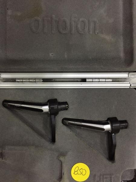 Kit Shell Ortofon S-120 Duplo (Produto Semi Novo)
