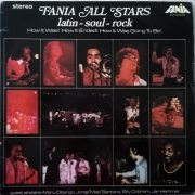 Fania All Stars ‎– Latin-Soul-Rock