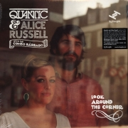 Quantic & Alice Russell With The Combo Bárbaro ‎– Look Around The Corner