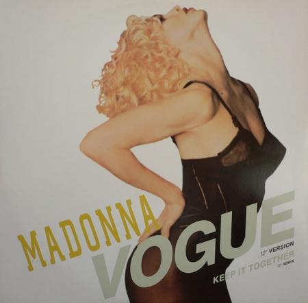 Madonna ?– Vogue