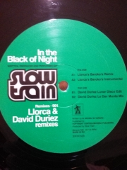 Slow Train ‎– In The Black Of Night (Remixes Part 1)
