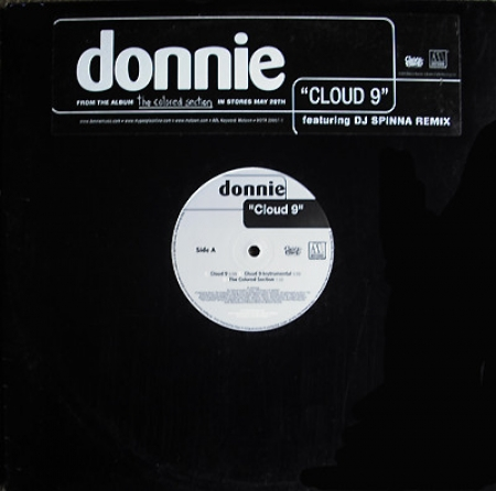 Donnie ‎– Cloud 9