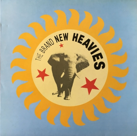 The Brand New Heavies ‎– The Brand New Heavies