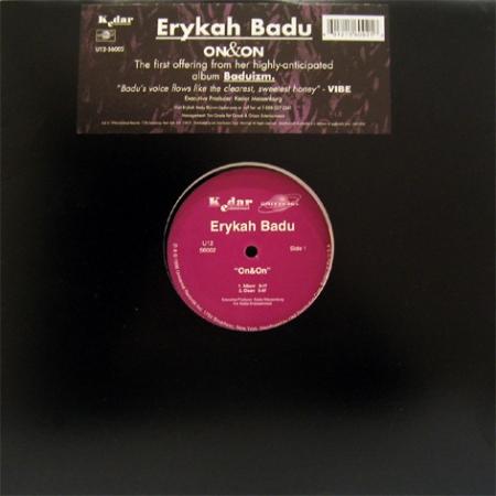 Erykah Badu – On&On