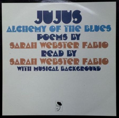 Jujus & Sarah Webster Fabio – Alchemy Of The Blues
