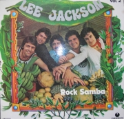 Lee Jackson ‎– Rock Samba Vol. 2