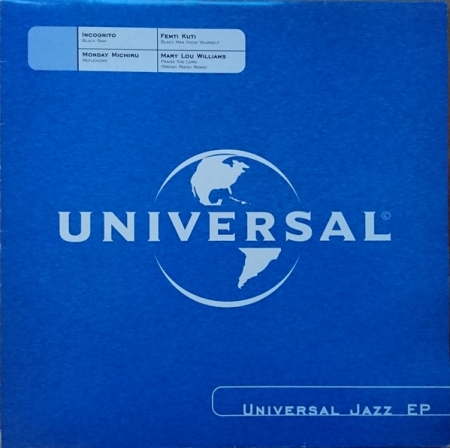 Universal Jazz EP