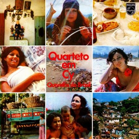 Quarteto Em Cy – Querelas Do Brasil